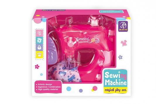 Купить Швейная машинка Best toys Швейная машина пластик, розовый, Детская бытовая техника