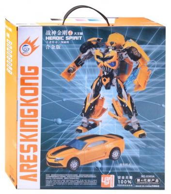 Робот-трансформер — Робот-трансформер 41 см робот трансформер супер крылья пол yw710250