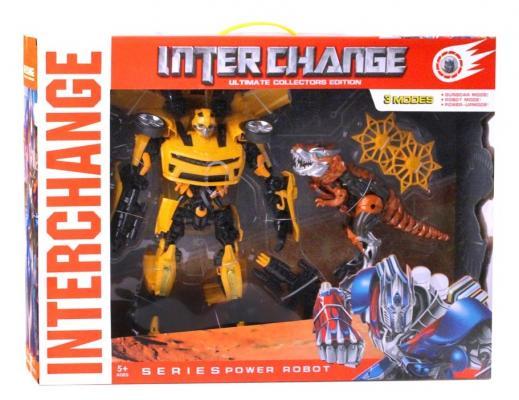 Робот-трансформер Best toys Робот-трансформер 65,5 см