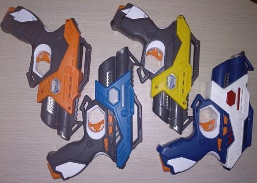 Набор оружия best toys Набор инфракрасного оружия