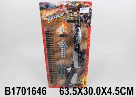 Набор оружия best toys Пистолет черный цена