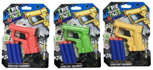 Купить Пистолет best toys 1684465 цвет в ассортименте, для мальчика, Игрушечное оружие