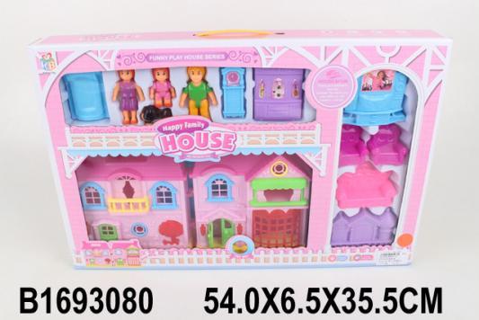 Игровой домик best toys Кукольный дом