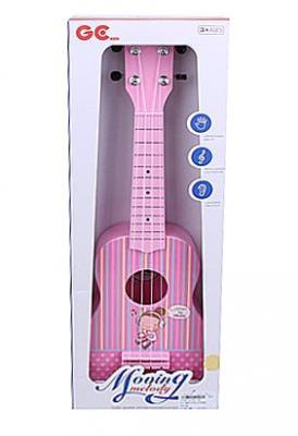 Купить Гитара best toys Гитара детская, разноцветный, Детские музыкальные инструменты