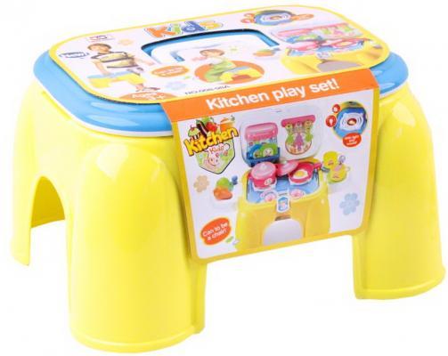 Купить Набор Кухня в чемодане 28*21*18, 5 см, best toys, унисекс, Игровые наборы Маленькая хозяйка