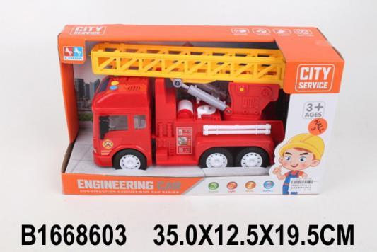 Купить Пожарная машина best toys Пожарная машина разноцветный, Игрушечные машинки