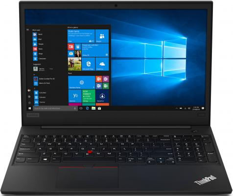 "Ноутбук Lenovo ThinkPad E590 Core i7 8565U/8Gb/1Tb/SSD256Gb/Intel UHD Graphics 620/15.6""/IPS/FHD (1920x1080)/Windows 10 Professional/black/WiFi/BT/Cam цена и фото"