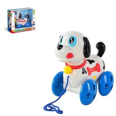 Купить Каталка на шнурке best toys Собачка разноцветный, унисекс, Каталки на палочке / на шнурке