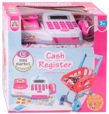 Кассовый аппарат best toys 1574229, для девочки, Игровые наборы Детский супермаркет  - купить со скидкой