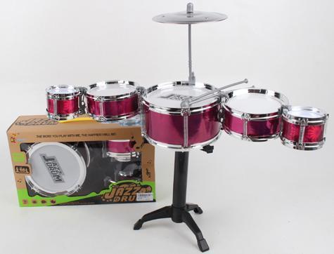 Барабанная установка best toys JB201873 барабанная установка best toys jb201854