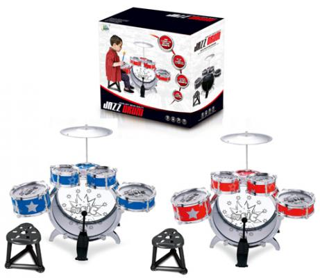 Барабанная установка best toys JB201854 барабанная установка best toys jb201854