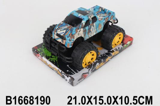 Инерционная машинка best toys  разноцветный
