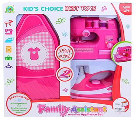 Набор Best toys Бытовая техника пластик