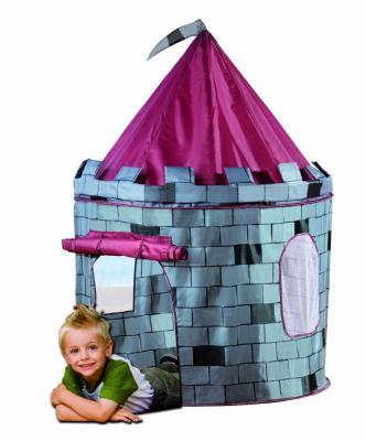 Игровой дом- палатка BestToys Рыцарский замок робинс 3d театр рыцарский замок