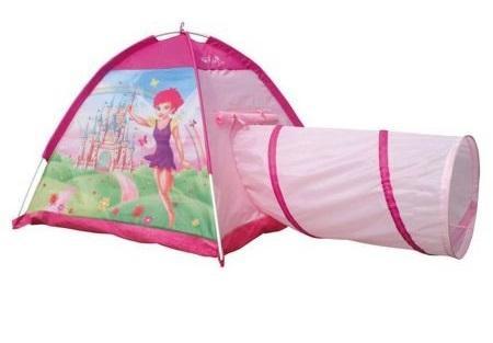 Игровой домик BestToys Игровой домик - палатка игровой домик 1toy с фигурками т52959
