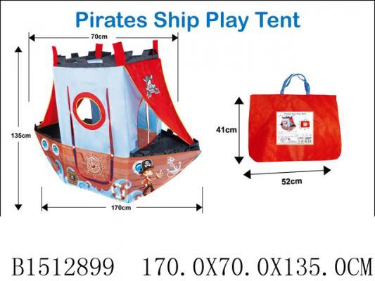 Игровая палатка BestToys Палатка для пиратов