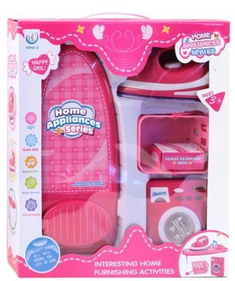 Игровой набор Best toys Хозяюшка со звуком и светом игровой набор для девочки плэйдорадо хозяюшка