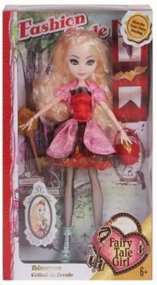 Купить Кукла с аксессуар., шарнирные руки и ноги, в/к 19*31*5, 5 см, KAIBIBI, пластик, текстиль, Классические куклы и пупсы