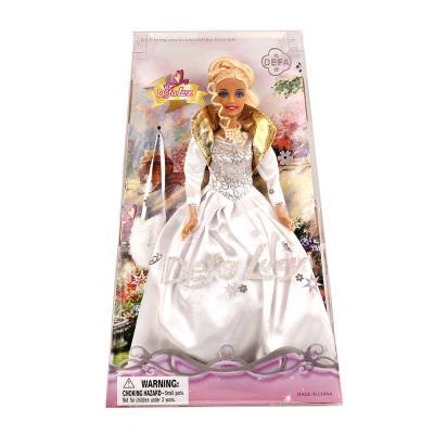 Кукла Defa Кукла в вечернем платье 29 см кукла yako m6579 6