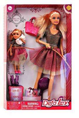 Набор кукол Defa Набор кукол гнущиеся