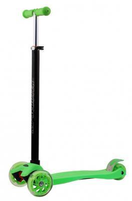 Самокат XD-SCOOTER Самокат 120/80 мм зеленый лампа автомобильная philips d2r 85v 35w p32d 3 whitevision gen 2 85126whv2s1