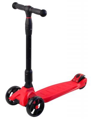 Купить Самокат XD-SCOOTER Самокат 130/30 мм красный, Трехколесные самокаты для детей