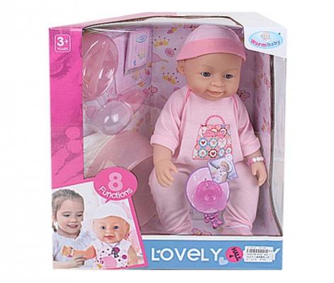 Кукла Любимая Кукла пьющая писающая плачущая со звуком кукла yako m6579 6