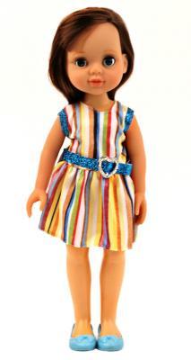 Кукла Любимая Кукла 30 см закрывает глаза