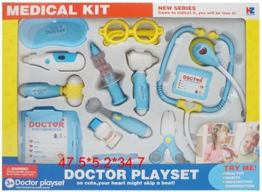 Купить Набор Доктор , в/к 47, 5*5, 2*34, 7 см, унисекс, Игровые наборы Доктор