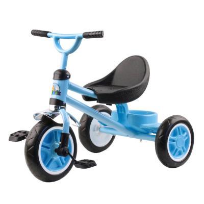 Купить Велосипед ЧИЖИК T001 10 /8 синий, Детские трехколесные велосипеды