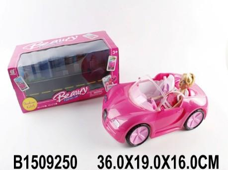Машина для куклы Барби Автомобиль для барби джинсовки барби