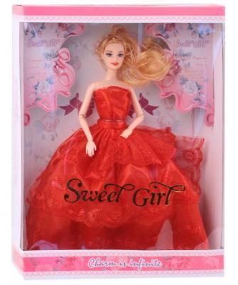 Кукла Барби Кукла в бальном платье 29 см гнущиеся