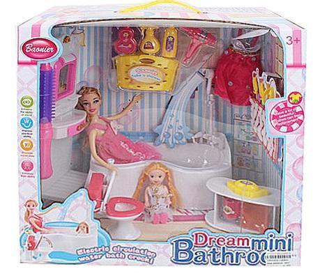 Игровой набор Барби Кукла со звуком