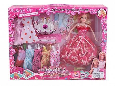 Игровой набор Барби Кукла