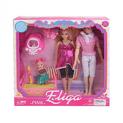 Набор кукол Барби