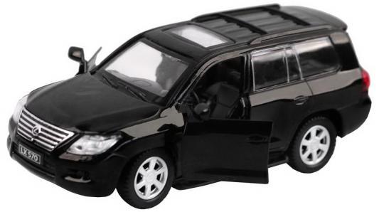 """цены на ТМ """"Автопанорама"""" Машинка металл. 1:43 Lexus LX570, черный, инерция, откр. двери, в/к 17,5*12,5*6,5 см  в интернет-магазинах"""
