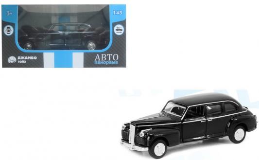"""цены на ТМ """"Автопанорама"""" Машинка металлическая, 1:43, цвет черный, инерция, в/к 14*5,7*6,8 см  в интернет-магазинах"""