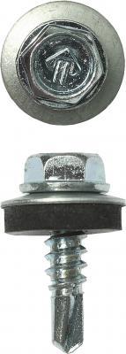 Саморез Зубр СКМ 4-300315-55-019 Профессионал 19ммx5.5 мм 500шт цена