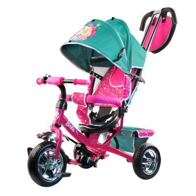 """Велосипед-коляска Barbie (Mattel) Велосипед-коляска 10""""/8"""" бирюзовый недорго, оригинальная цена"""