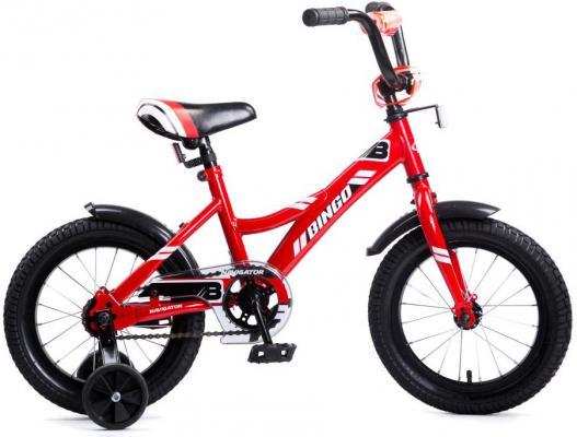 Велосипед Navigator Bingo 14 красный ВМ14177 цена