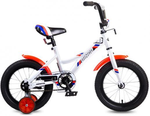 """Велосипед Navigator Bingo 14"""" белый ВМ14181 цены"""
