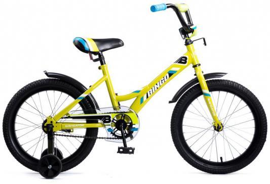 """Велосипед Navigator Bingo 18"""" желтый ВМ18109 цены"""