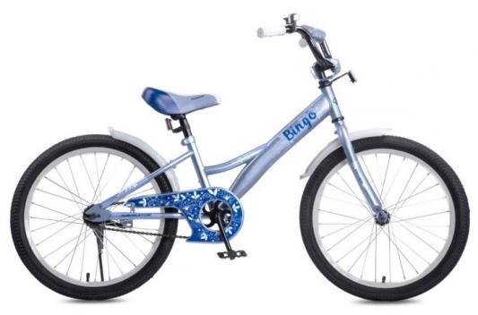 """Велосипед Navigator BINGO 20"""", серый"""
