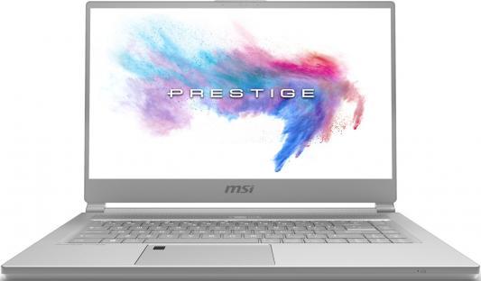 MSI P65 Creator 8SE-273RU 15.6(1920x1080 (матовый) IPS)/Intel Core i7 8750H(2.2Ghz)/16384Mb/512SSDGb/noDVD/Ext:nVidia GeForce RTX2060 Max-Q(6144Mb)/Cam/BT/WiFi/war 1y/1.88kg/silver/W10