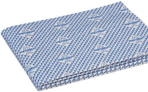 Тряпка для мытья пола VILEDA, комплект 5 шт., долговечная (хлопок, вискоза, полиэстер), 59х50 см, 113159 тряпка для уборки vileda губчатая 3 шт желтый