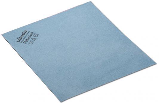Салфетки VILEDA ПВАмикро, комплект 5 шт., искусственная замша, голубая, 35х38 см, 143590 vileda