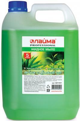Фото - Мыло жидкое Лайма Алоэ и зеленый чай 5 л жидкое мыло iprovenziali зеленый чай