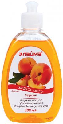 Мыло жидкое Лайма Персик 300 мл