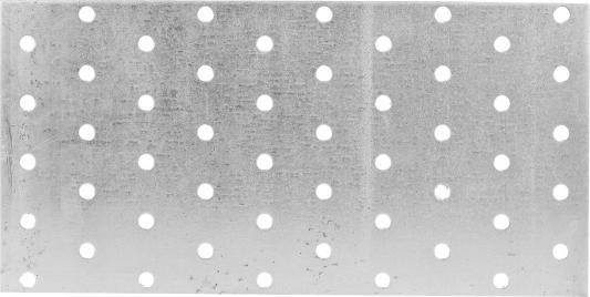 Пластина соединительная 100х200 х 2мм, 10шт, ЗУБР