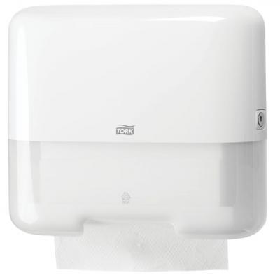 Диспенсер для полотенец TORK (Система H3) Elevation, mini, ZZ, белый, 553100 цена